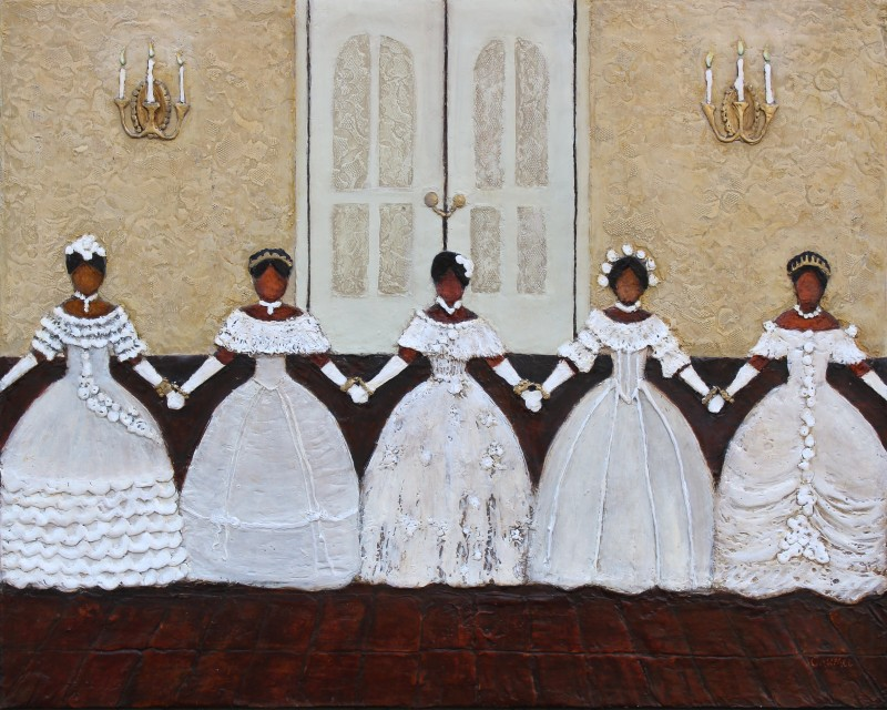 Maids in Waiting